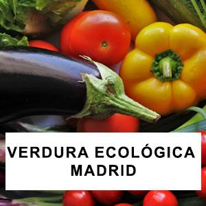 Verdura Ecológica Madrid