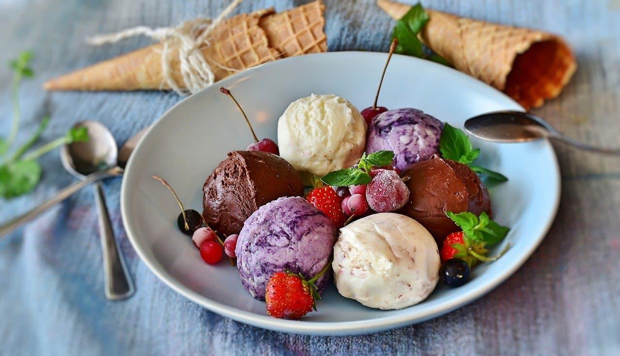Recetas de helados veganos fáciles