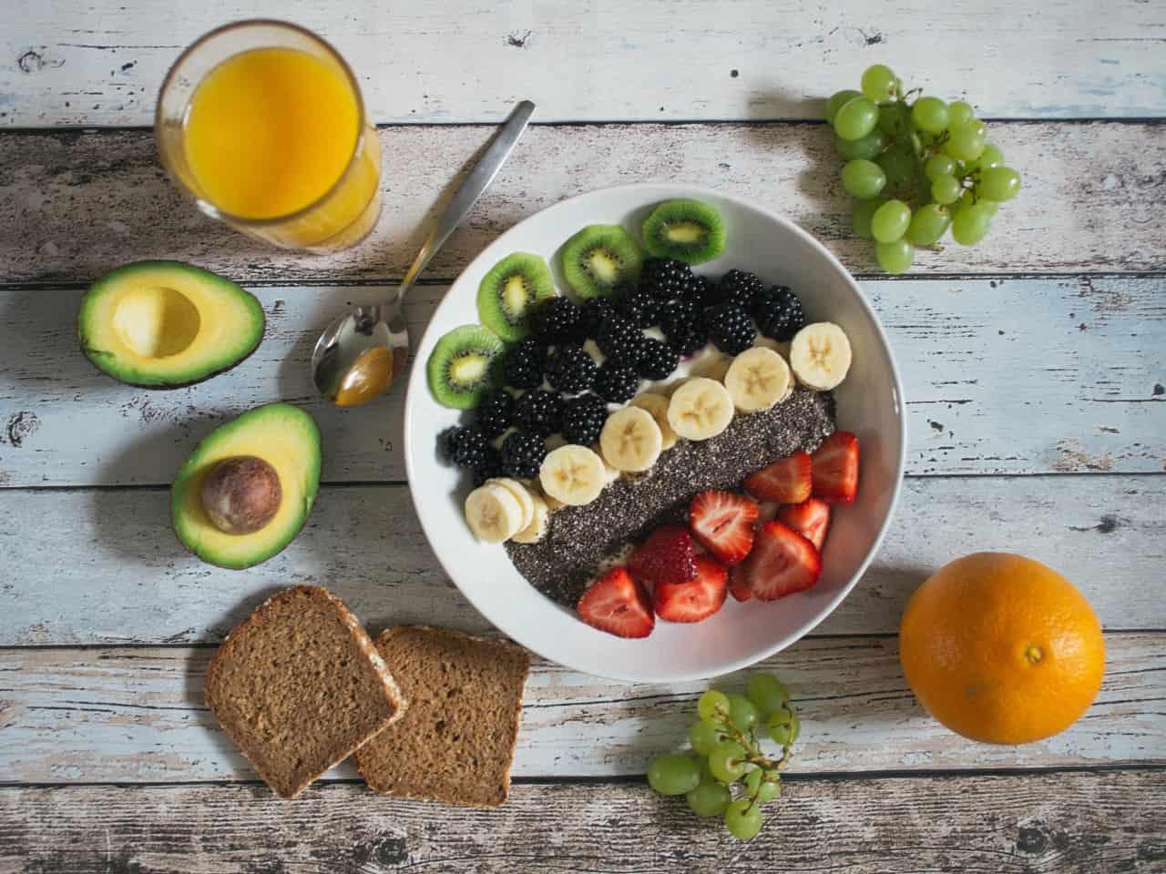 esayunos ecológicos saludables para adelgazar